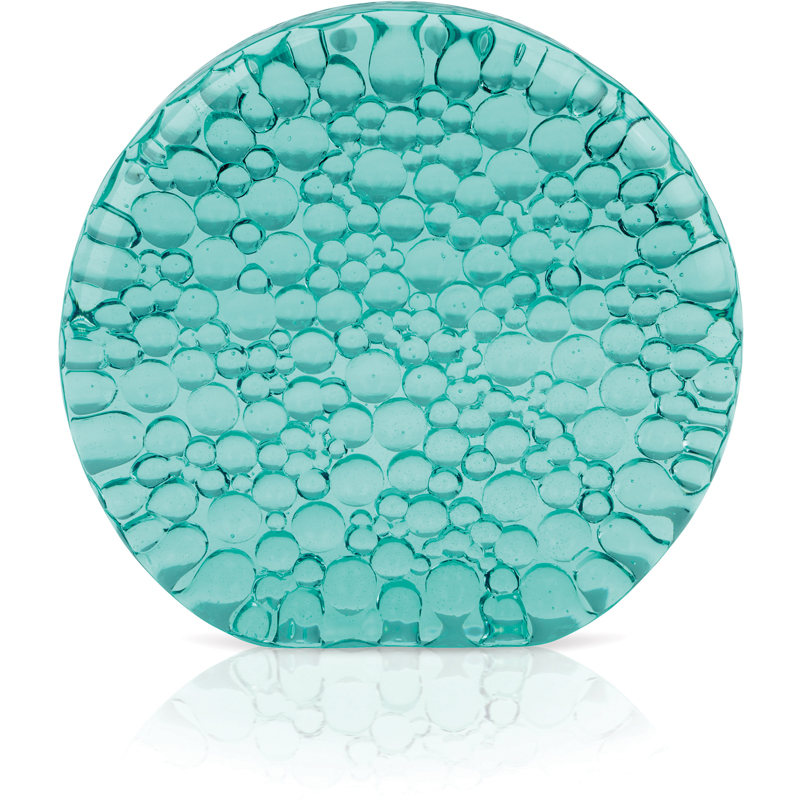 Recycled Glass Paperweight