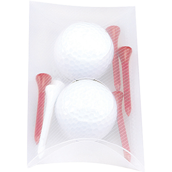 2 Ball Pillow Pack - Titleist DT SoLo